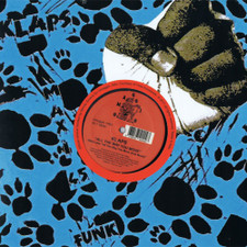 "Klaps - All The Way You Move - 12"" Vinyl"