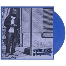 Tableek - A Deepest Blue - 2x LP Colored Vinyl