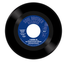 """Voices Of East Harlem - Cashing In / Take A Stand - 7"""" Vinyl"""