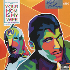 "Kool Keith & Kutmaster Kurt - Your Mom Is My Wife - 12"" Vinyl"