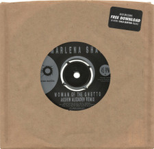 "Marlena Shaw - Woman Of The Ghetto (Akshin Alizadeh Remix) - 7"" Vinyl"
