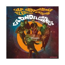 Los Granadians Del Espacio Exterior - La Onda Cosmica - LP Vinyl+CD