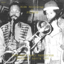 "Rico Rodriguez & Friends - Unreleased Early Recordings: Shuffle & Boogie - 10"" Vinyl"