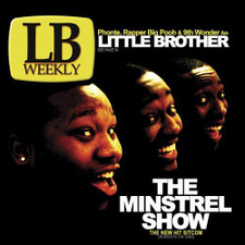 Little Brother - The Minstrel Show - 2x LP Colored Vinyl