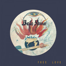 The Beta Yama Group - Free Love - LP Vinyl