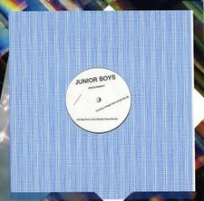 """Junior Boys - Big Black Coat - 12"""" Vinyl"""
