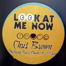 "Chris Brown - Look At Me Now Remixes - 12"" Vinyl"