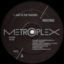 "M500 & 3MB - Jazz Is The Teacher - 12"" Vinyl"
