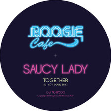 "Saucy Lady - Together Ep - 12"" Vinyl"