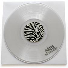 Freddie Gibbs & Madlib - Pinata (Alex Goose Remix) - LP Clear Vinyl
