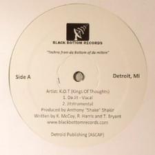 """K.O.T - Da Jit - 12"""" Vinyl"""