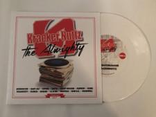 "Texas Scratch League / Kracker Nuttz - The Almighty - 7"" White Vinyl"