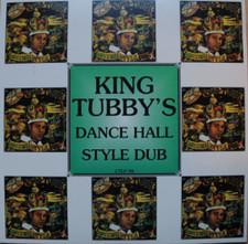 King Tubby - Dance Hall Style Dub - LP Vinyl