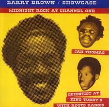Barry Brown - Showcase: Midnight Rock At Channel One - LP Vinyl