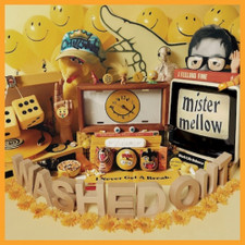 Washed Out  - Mister Mellow - LP Colored Vinyl