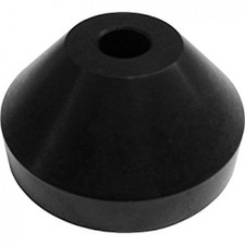 "Aluminum Spindle Adapter - Black - 7"" Adapter"