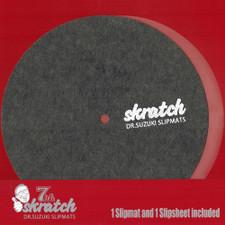 """Dr. Suzuki - Skratch - Single 7"""" Slipmat+Slipsheet"""