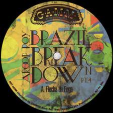 "Aroop Roy - Brazil Breakdown Pt. 4 - 12"" Vinyl"