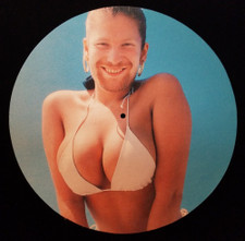 Aphex Twin - Windowlicker - Single Slipmat