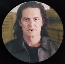 Twin Peaks - Bad Cooper - Single Slipmat