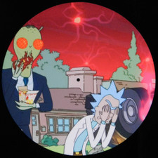 Rick & Morty - Mulan Szechuan Sauce - Single Slipmat