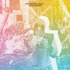Denis Mpunga & Paul K. - Criola Remixed - LP Vinyl