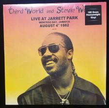 Third World & Stevie Wonder - Live At Jarrett Park Jamaica August 4th 1982 - LP Vinyl