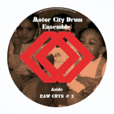 "Motor City Drum Ensemble - Raw Cuts 3 & 4 - 12"" Vinyl"