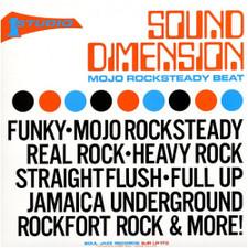 Sound Dimension - Mojo Rocksteady Beat - 2x LP Vinyl