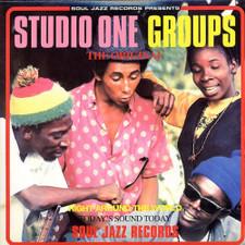 Various Artists - Studio One Groups - 2x LP Vinyl