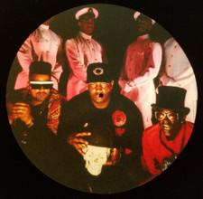 Public Enemy - Fear Of A Black Planet - Single Slipmat