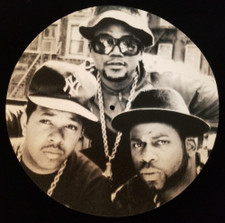 Run-DMC - Group Black & White - Single Slipmat