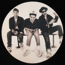 Beastie Boys - 80's Group Shot - Single Slipmat