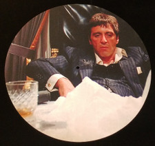 Scarface - Piles For Miles - Single Slipmat