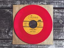 "Leroi Conroy - Tiger Trot - 7"" Colored Vinyl"