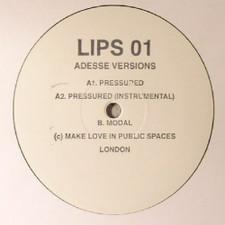 "Adesse Versions - Pressured - 12"" Vinyl"