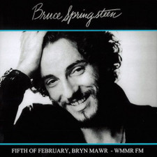 Bruce Springsteen - Fifth Of February, Bryn Mawr WMMR Fm - LP Vinyl