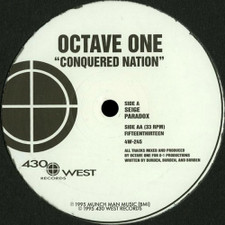 "Octave One - Conquered Nation - 12"" Vinyl"