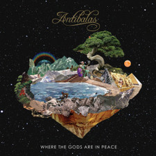 Antibalas - Where The Gods Are In Peace - LP Colored Vinyl