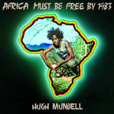 Hugh Mundell - Africa Must Be Free By 1983 - LP Vinyl