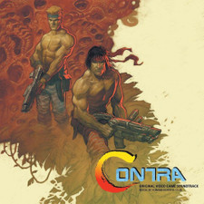 Konami Kukeiha Club - Contra (Original Video Game Soundtrack) - LP Vinyl