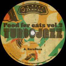 "Turbojazz - Food For Cats Vol. 2 - 12"" Vinyl"
