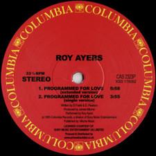 """Roy Ayers - Programmed For Love - 12"""" Vinyl"""