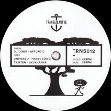 """Various Artists - Trans Afryka 2 - 12"""" Vinyl"""