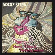 "Adolf Stern - More… I Like It - 12"" Vinyl"