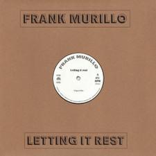 "Frank Murillo - Letting It Rest - 12"" Vinyl"