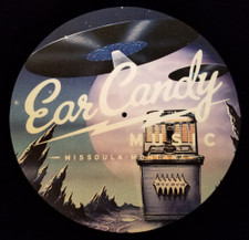 Ear Candy - Unidentified Flying Record - Single Slipmat