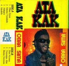 Ata Kak - Obaa Sima - Cassette