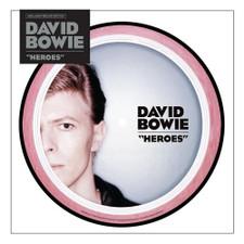 "David Bowie - Heroes - 7"" Picture Disc Vinyl"