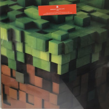 C418 - Minecraft Volume Alpha (3D Lenticular Jacket) - LP Clear Vinyl